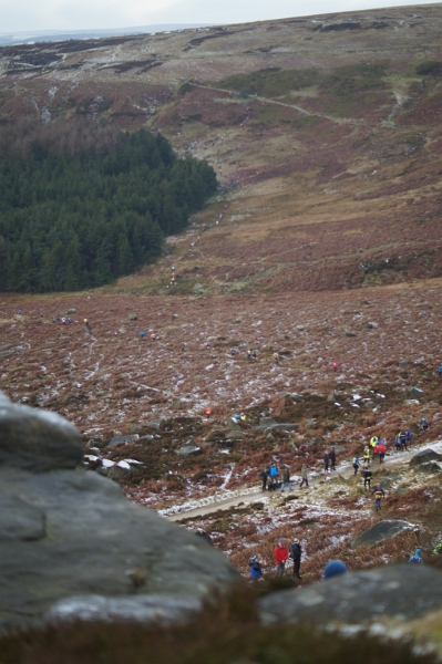 31st Tigger Tor Fell Race